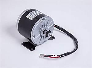 350 Watt 24 Volt 19.1 Amps Electric Motor for Scooter Bike ...