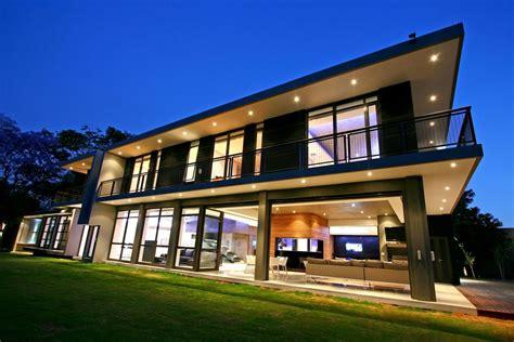Luxury Big Modern House Plans