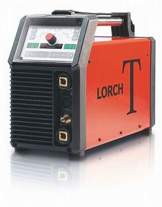 Lorch T 180 AC DC Tig with ControlPro panel