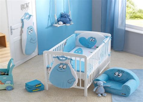 chambre garcon bleue chaios