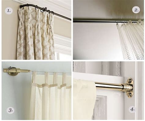 curtain best material of bed bath and beyond curtain rods