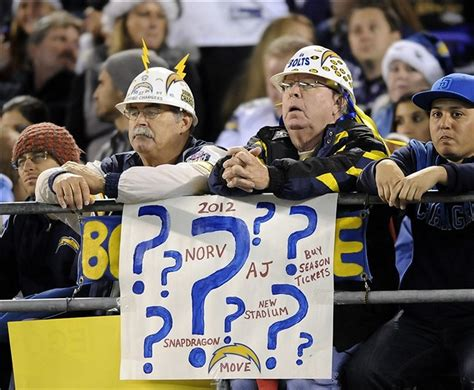 Chargers Bandwagon Empties So Team Recruits Chiefs Fans