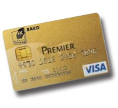 bred la carte visa premier