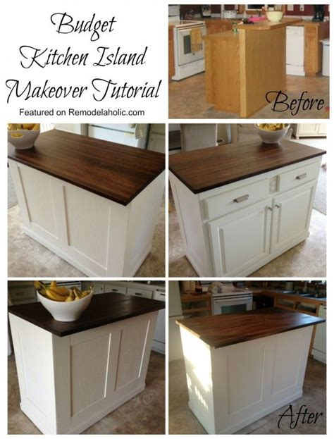 25 best ideas about kitchen island makeover on painting cabinets style