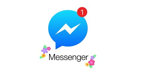 Facebook Messenger Is Decorating Your Chats With Flowers