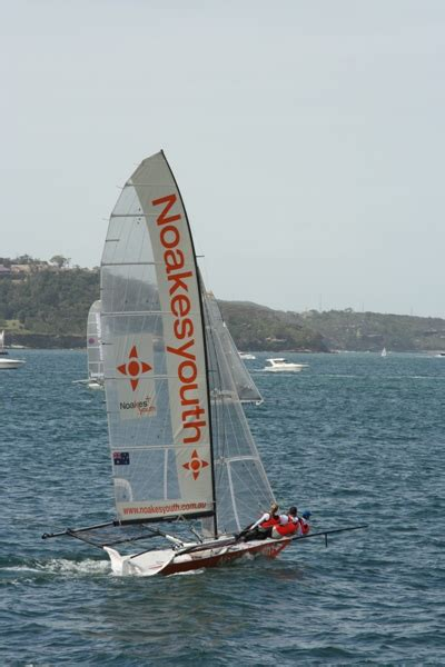 Skiff Club Double Bay by Welcome To Noakes Youth