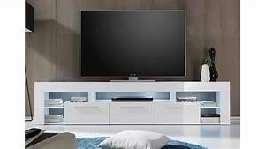Lowboard Weiß Hochglanz 3m : lowboard score kommode tv board in wei hochglanz 200 cm ~ Markanthonyermac.com Haus und Dekorationen