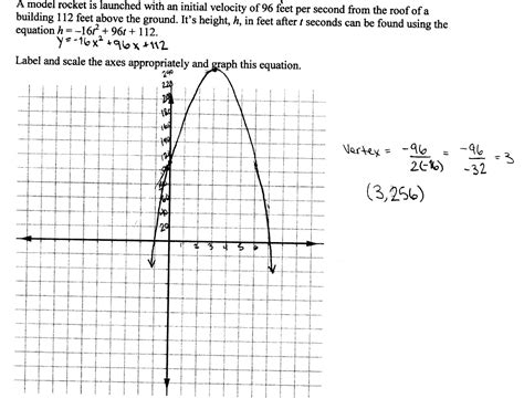 Kateho » Model Rocket Students Are Asked To Graph A Function In Two Variables Graphing