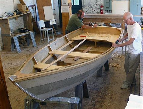 Boat Building Jobs Plymouth by Bibe Plywood Lapstrake Dory