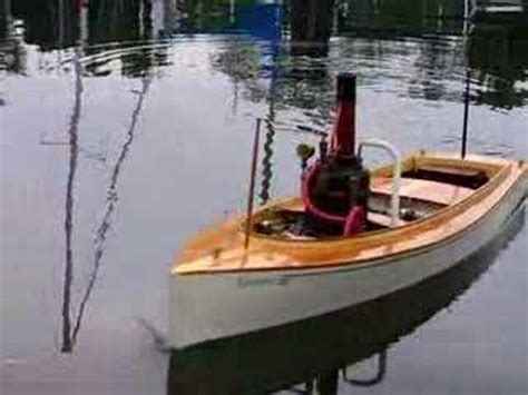 Model Steam Boat Youtube by Model Steam Boat Quot Eponine Quot Cruise Youtube