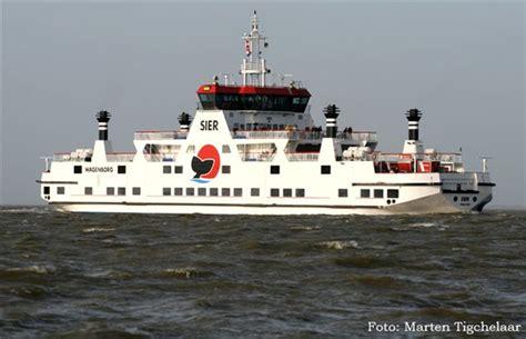 File Boot Ameland by De Boten Waar Naartoe En Hoelang De Waddeneilanden