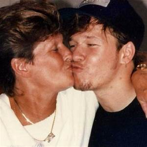 Donnie Wahlberg and his mom Alma | Things I love ...