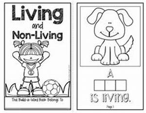 living and nonliving things worksheets for first grade ...