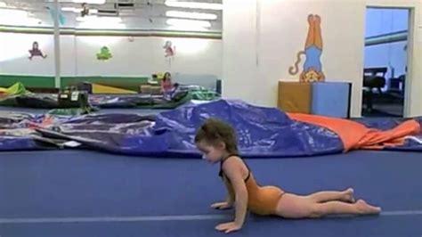 gymnastics floor routine level 1 2 and 3