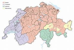 Italienische Schweiz Karte : datei karte schweizer sprachgebiete wikipedia ~ Markanthonyermac.com Haus und Dekorationen