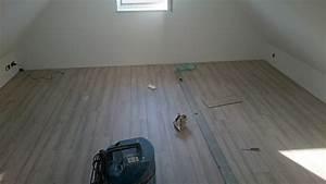 Laminat Verlegen Bei Fußbodenheizung : laminat verlegen in eigenleistung anleitung teil 2 ~ Markanthonyermac.com Haus und Dekorationen