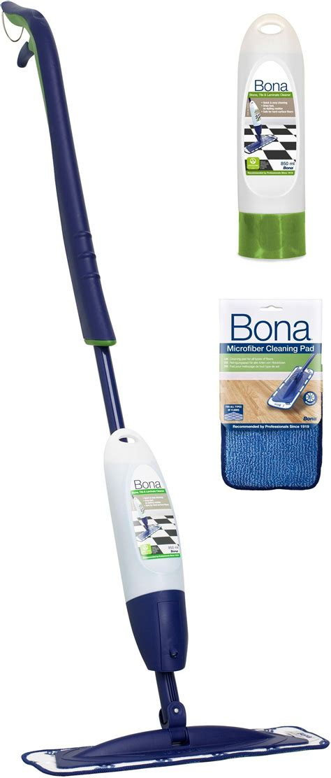 bona spray mop kit for wood floors