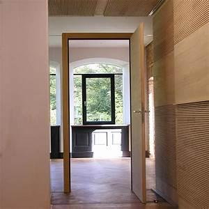 Glasscheiben Für Innentüren : flur mit blick auf historische architektur ~ Markanthonyermac.com Haus und Dekorationen