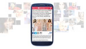 Daily Mail Online Kindle App - Easy and Free access to the ...