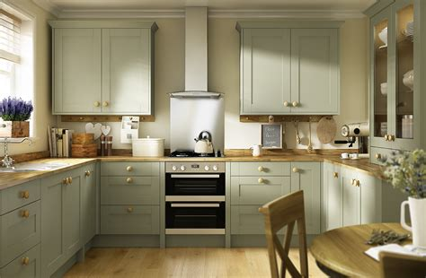 Traditional Shaker Style Kitchens  Oxford Range