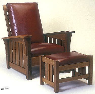 stickley recliner 369