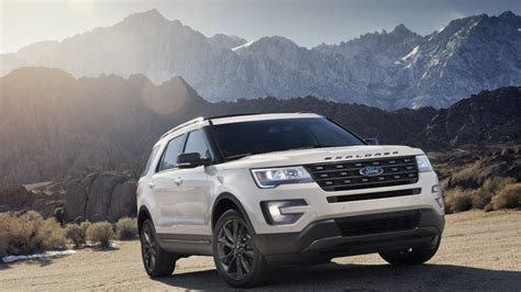 Report Says 2020 Ford Explorer Will Be Rwd, Steelbodied