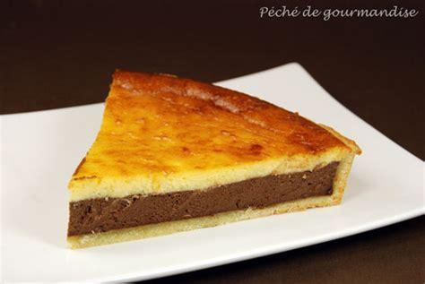 tarte au citron et sa pate sablee au chocolat