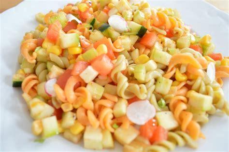 salade de pates d ete