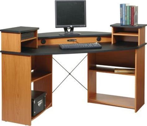 staples 174 has the osp design mercury corner desk you need for home office or business free