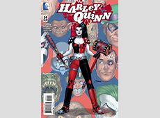 Harley Quinn #24 Can't Fight City Hall Or Can You
