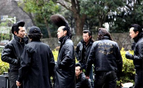 The Tokyo Subculture Of 1950s Rockabilly Gangs