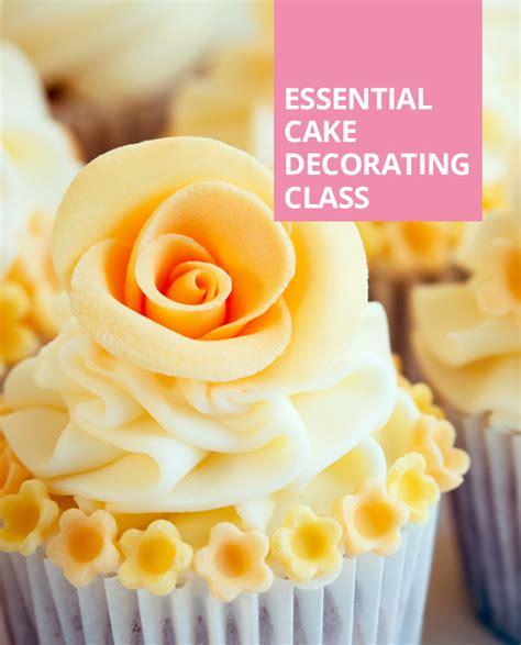 essential cake decorating class cakes sugarcraft supplies