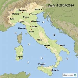 Italienische Schweiz Karte : genua landkarte italien kleve landkarte ~ Markanthonyermac.com Haus und Dekorationen