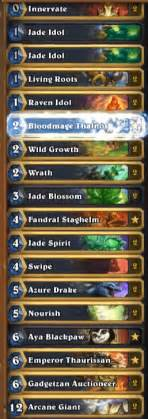 best druid deck february 2017 28 images here there be dragons dragonmaster druid bmk