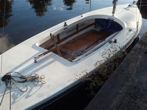 Open Zeilboot 3 Tot 6 Meter by Ufo Open Zeilboot Polyester Lengte 6 Meter Catawiki