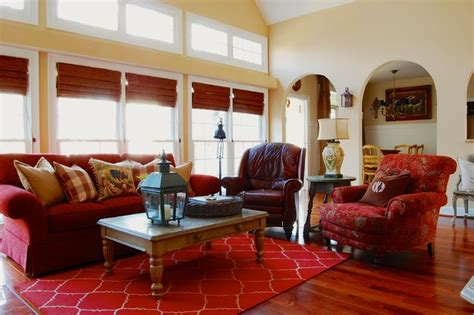 French Country Meets Southern Farmhouse Style In Laminate Flooring White Rock Brick Oven Floor Insulation Winchester Oak Lowes Armstrong Bamboo Solid Wood At Wickes Resilient Vinyl Plank Over Tile Marble Application Stone Images