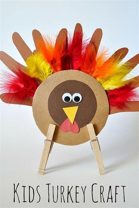 Thanksgiving Turkey Craft For Kids  Elmer's Thanksgiving