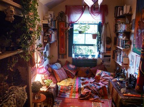 8 awesome hippy bedrooms for the home