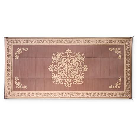patio mat 8 x 16 reversible 605467 outdoor rugs