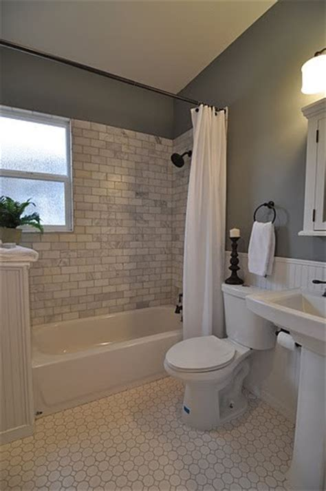 New Bathroom In Century Old Home  Traditional  Bathroom