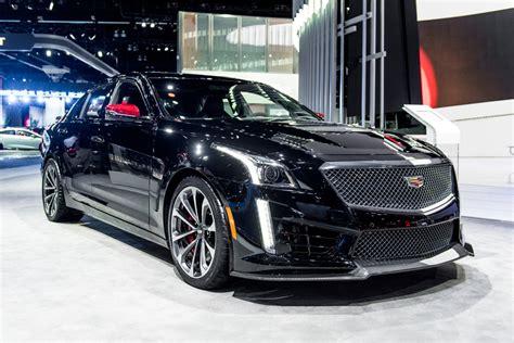 A Closer Look At The Cadillac Ctsv Championship Edition