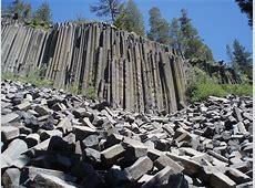 Photos & Multimedia Devils Postpile National Monument U