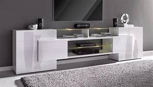 Lowboard Weiß Hochglanz 3m : tecnos tv lowboard online kaufen otto ~ Markanthonyermac.com Haus und Dekorationen