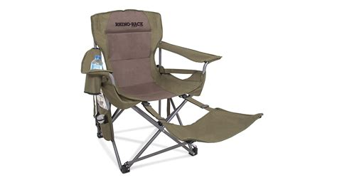 Cing Chair With Footrest Australia by Slumber Chair With Footrest 34001 Rhino Rack