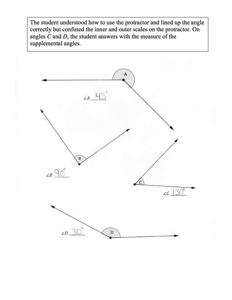 Drawing Reflex Angles Worksheet  Drawing Arts Sketch