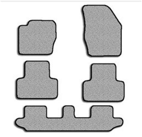 volvo xc90 touring carpeted custom fit floor mats 5 pc set black buy