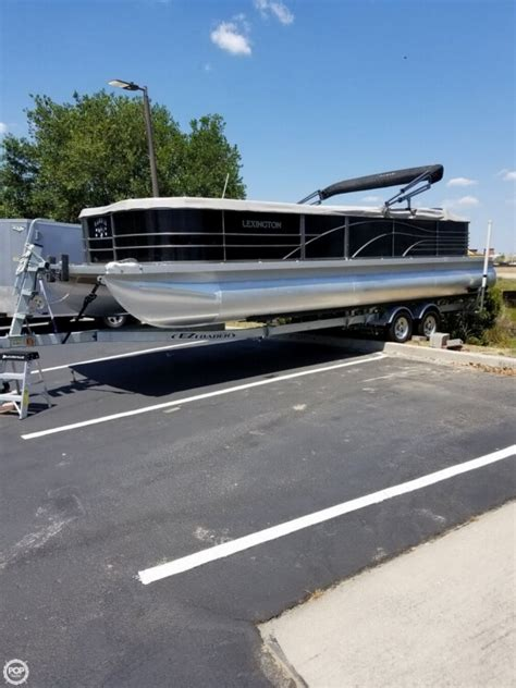 Sea Ray Pontoon Boats For Sale by Used Pontoon Boats For Sale In Ga Autos Post