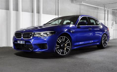2018 Bmw M5 Produces Whopping 466kw At The Wheels On Dyno