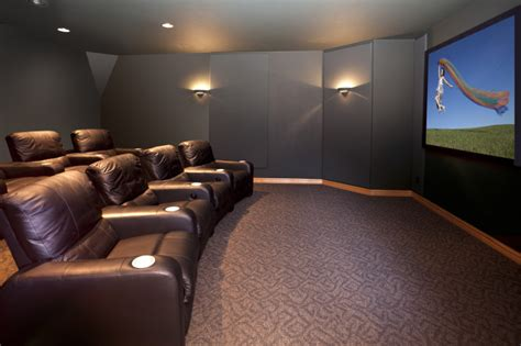 Media Rooms  Residential Audio Video