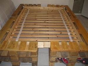 Bett Aus Europaletten Selber Bauen 140x200 : bett selber bauen anleitung 140x200 wohn design ~ Markanthonyermac.com Haus und Dekorationen